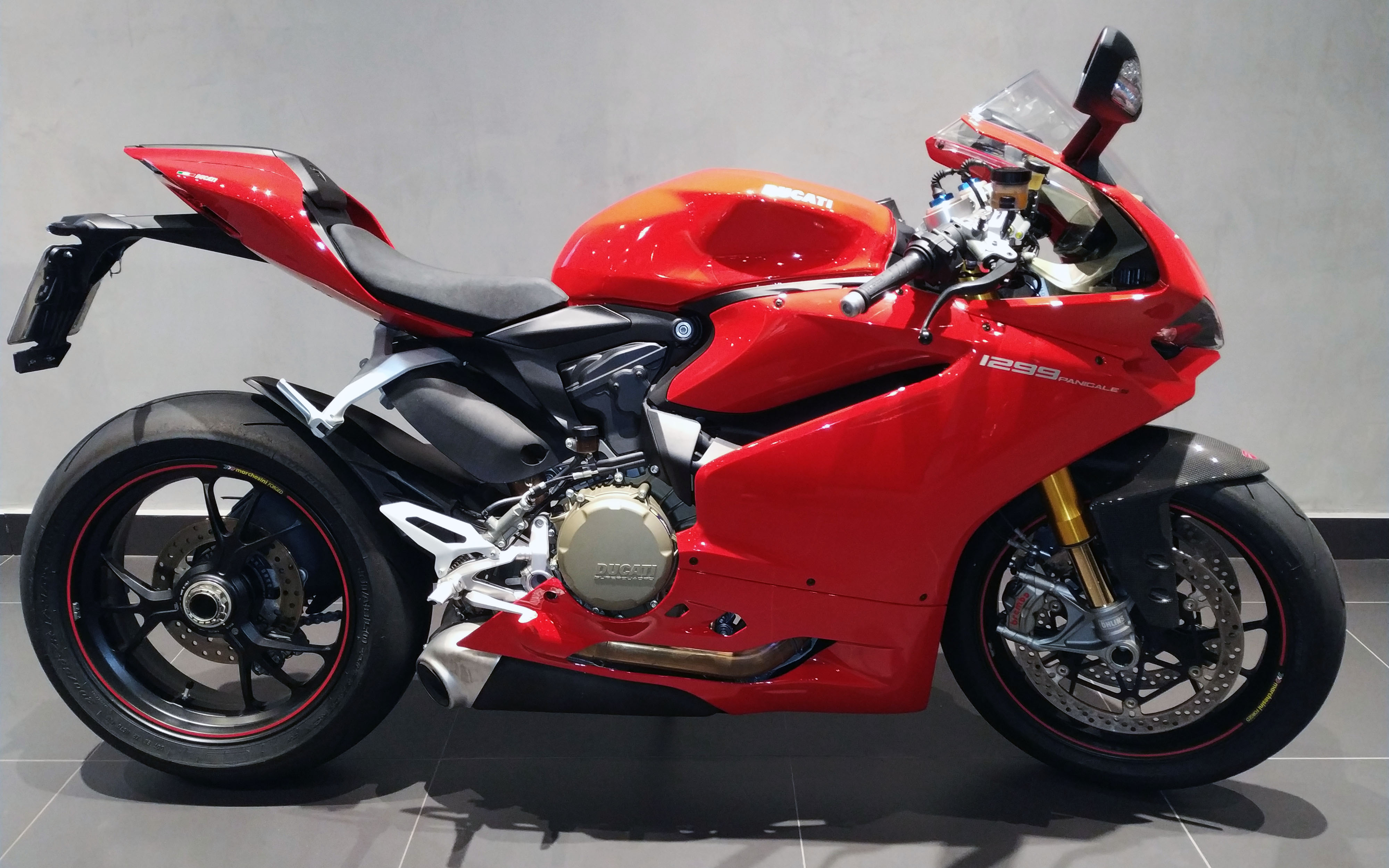 Panigale 1299 S - 2018 - R$ 75.900,00